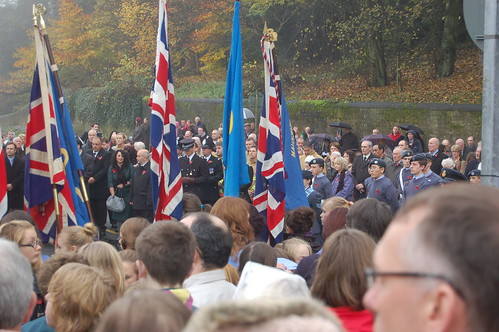 Remembrance Day Whickham Nov 11 42