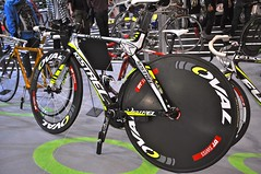 Osaka Cyclemode 2011  - Triathlon bikes