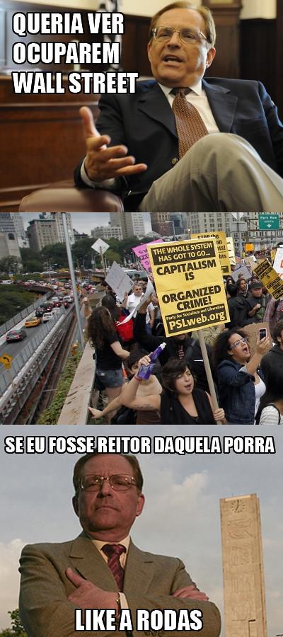 Like a Rodas - Wall Street