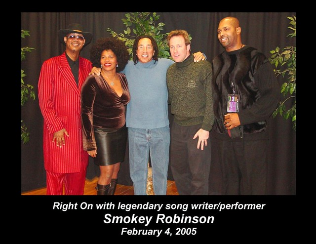 2007 - 06 Right On with SMOKEY ROBINSON - JPEG