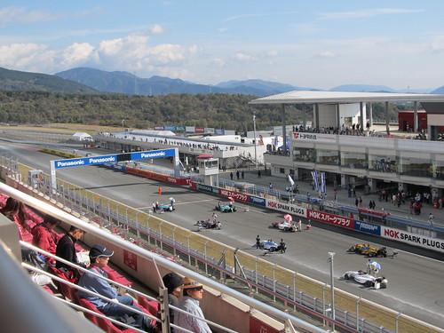 JAF GP 2011 Formula Nippon