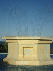 Tom Parker Fountain (Sweet One) Tags: city newzealand architecture buildings artdeco napier hawkesbay