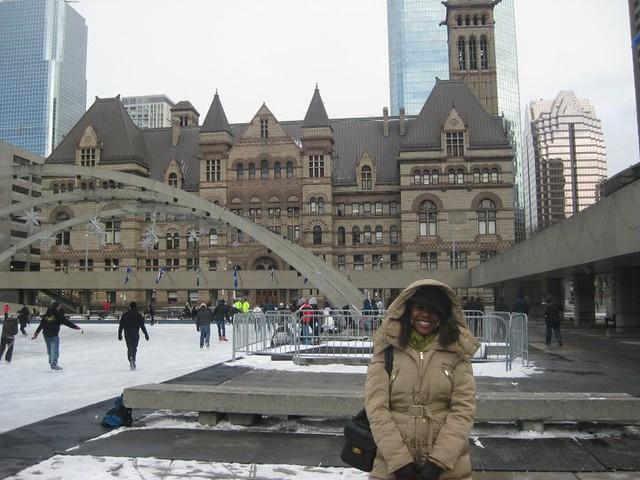 Toronto by Nadine Stewart