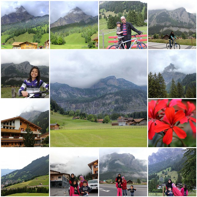 Switzerland Memori Indah ...