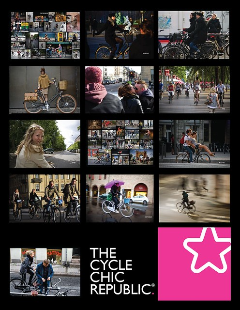 The Cycle Chic Calendar 2012