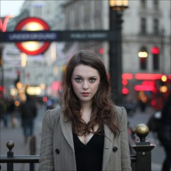 we love london (unexpectedtales) Tags: woman beautiful face fashion book women pretty tales stunning imogen weekly unexpected blurb youtube unexpectedtales imogenx