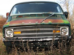 '76 SPORTSMAN VAN (richie 59) Tags: autumn usa abandoned america truck outside us weeds rust automobile unitedstates rusty headlights grill faded chrome rusted dodge vans trucks newyorkstate headlight mopar van milton oldtruck automobiles obsolete nystate rustytruck frontend hudsonvalley grills dodgevan oldvan dodgetruck motorvehicles junktruck fadedpaint ulstercounty 2011 greentruck mopars americantruck abandonedtruck dodgetrucks olddodge miltonny rustyvan ulstercountyny chryslercorporation dodgesportsman ustrucks greentrucks olddodgetruck usvan ustruck oldrustytruck americantrucks rustydodge abandonedtrucks olddodgevan americanvan junkvan 1976dodge richie59 oldmopars oldmopar 1976dodgevan 1970strucks 1970struck nov2011 rustydodgetrucks nov192011 1976dodgesportsman