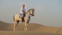 Horse Backriding @safari