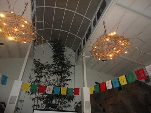 Salón Bambú, Restaurante Tin Jo