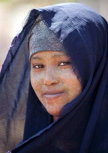 Somali beauty in Hargeisa - Somaliland