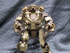 Dust Devil-7 (Canis Arms Corporation) Tags: lego mecha mech battletech moc battlemech
