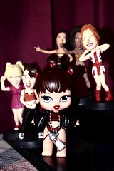 Baby Roxxi and the Spice Girls (Bratz Guy (2nd Account)) Tags: girls baby fashion photography dolls spice mga spicegirls bratz babyz roxxi bratzparty