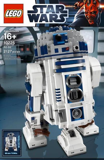 樂高星際大戰R2D2