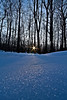 Winter's Last Light (Brandon Lee Dittsworth) Tags: blue sun colorful pennsylvania cresson winter2010 alleghenyportagerailroadhistoricsite winterslastlight