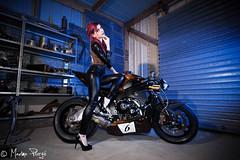 Lyn (picsxam) Tags: light girl bike fetish model nikon lumire femme sb600 vinyl course talon moto latex corset dreads lyn indus cuir brillant strobist d700 sb900 strobisme nikon1635f4