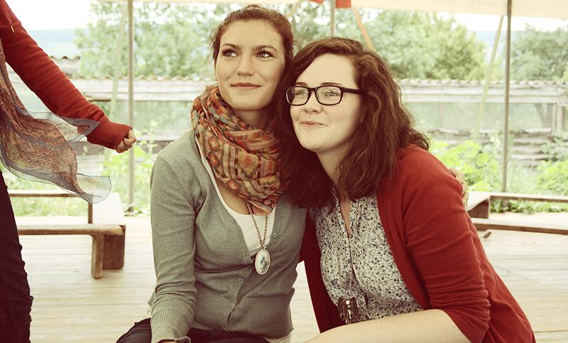 Sanja och Rosie