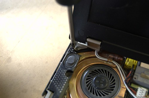 Lenovo T400 Repair