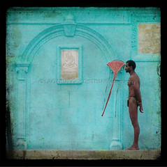 No Doubt (designldg) Tags: boy people india man male texture standing river square asian necklace colours underwear skin body indian atmosphere soul anatomy varanasi strength nudity kashi loincloth ganga openair ganges benares benaras uttarpradesh  corporeal indiasong corporeality thebestofday gnneniyisi langot