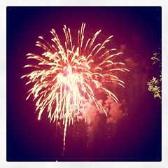 Obligatory firework photo