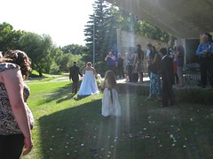 Wedding in Moose Jaw