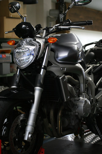 FZ-6 by Motorcycle Workshop J.BOY