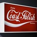 Coke Salish Light Box