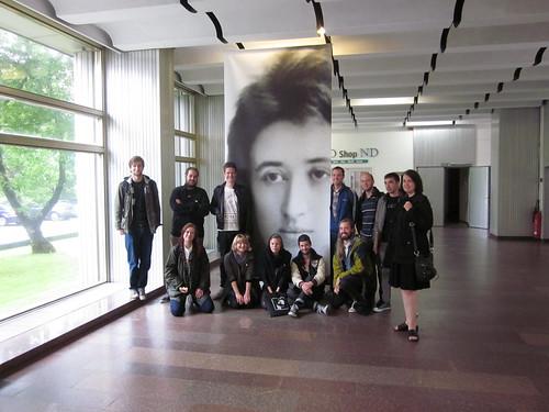 Free Public Transport seminar, Rosa Luxemburg Foundation.
