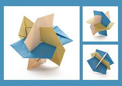 PlainPlate (Maria Sinayskaya) Tags: origami planar modularorigami kawahatafumiaki
