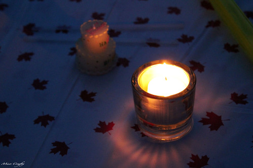 Canada Day Candlelight