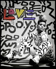 Love (Rude Boy) [Rihanna] (Nii Riera) Tags: new boy music hot color sexy art video spears rude s pop m fantasy r chico britney loud rudo rated rihanna