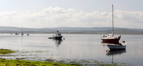 findhorn boats
