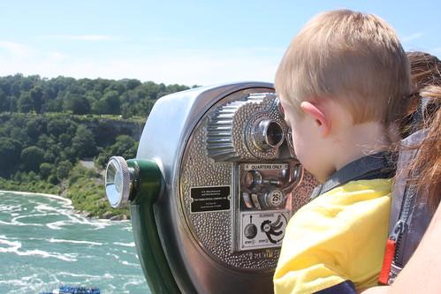 Binoculars Niagara 2011