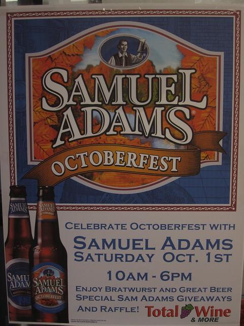 6207708851 d9af756edc z Event   Total Wine Oktoberfest & Seasonal Beer Celebration