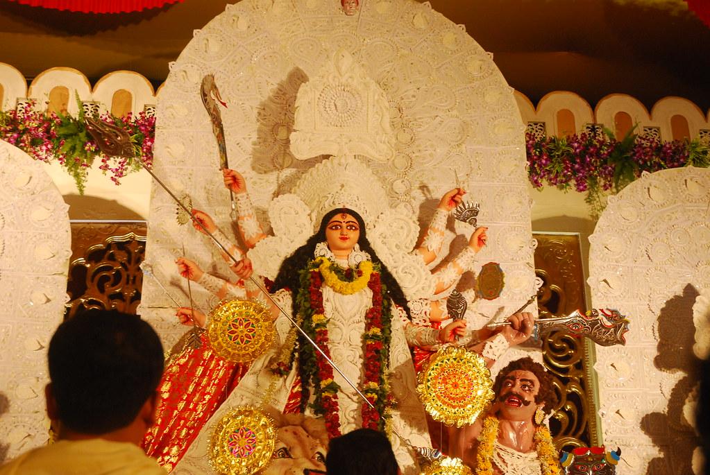 Durga Puja DN Nagar Andheri