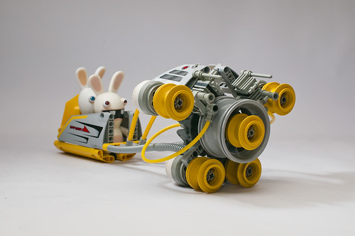 Lapod Racer !