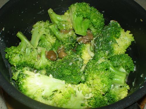 Broccoli Piccata