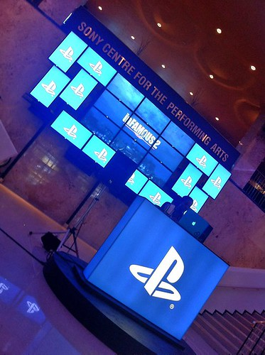 PlayStation Canada Event