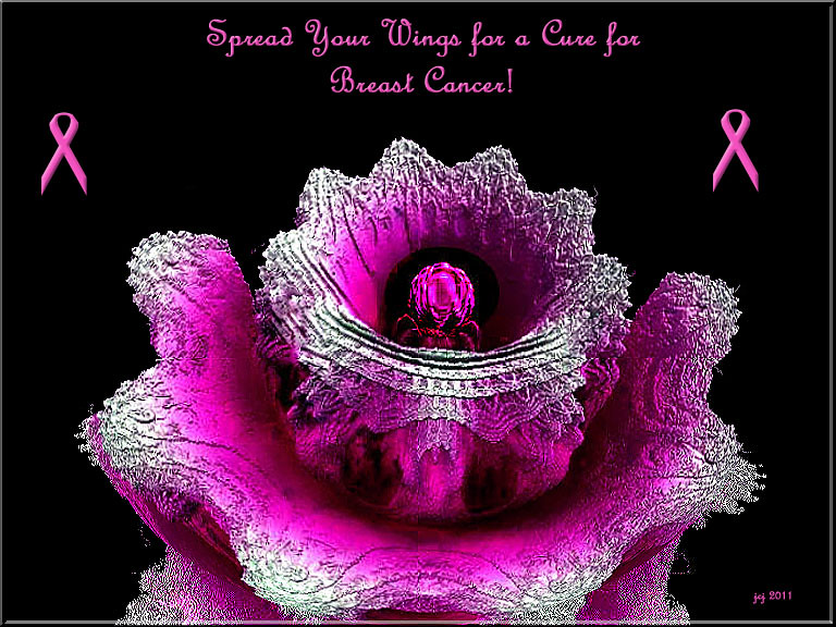 SPREAD YOUR WINGS FOR A CURE! (In Loving Memory of Darlene)