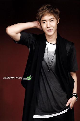 Kim Hyun Joong Asian Place Magazine Vol.05 (Nov 2011 Issue)