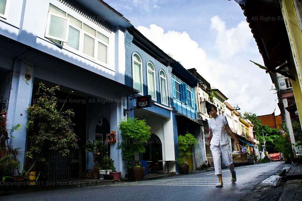 Phuket Town @ Phuket, Thailand