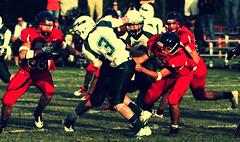 HHP Homecoming Football (csteinmetz1) Tags: school photoshop football high nikon cs3 70210mm d90