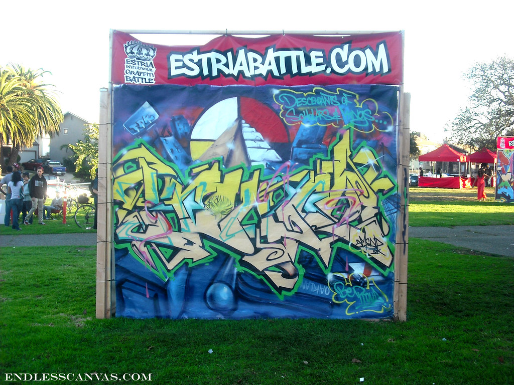 1_Estria Graffiti Battle 2011