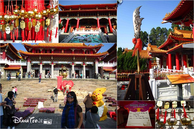 Wen Wu Temple of Taichung