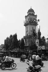 (marynaylor) Tags: india tower hyderabad andhra pradesh laadbazaar