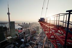 crossfade (tomms) Tags: urban toronto up skyline high cityscape plank