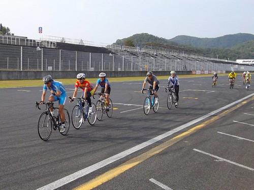 天満屋ハピータウンカップ2011 第20回サイクル耐久レース #8