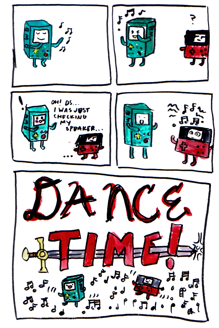Dance Time!