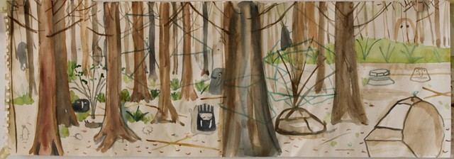 Staverton woods part 1