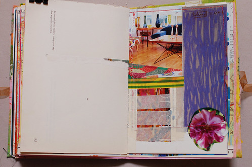 Journal of Scraps I: blank & full
