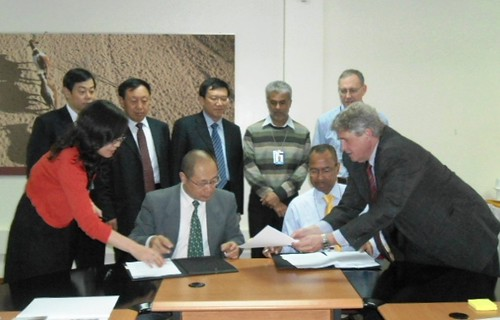 New ILRI-CAAS partnership agreement signed